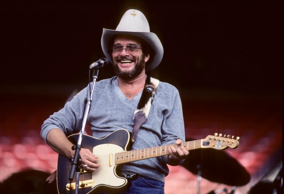 Merle Haggard July 3 1983